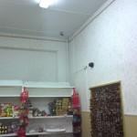 Установка видеокамер в магазине. Благовещенск