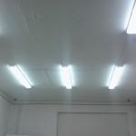 Крепление потолочных светильников. Благовещенск