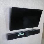 Крепление телевизора и видеоприставки