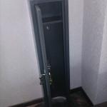 Крепление сейфа к стене на анкерные болты