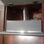 Вытяжка для кухни в шкаф