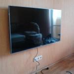 Крепление телевизора
